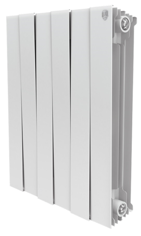 Радиатор Royal Thermo PianoForte 500 Bianco Traffico - 4 секции