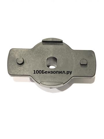 Адаптер ножа для газонокосилки Champion EM 3816 вал 15мм