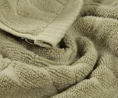 Набор полотенец 3 шт Luxberry Imperio оливковые