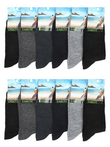 K8 CFA носки мужские 41-47 (12шт.) цветные