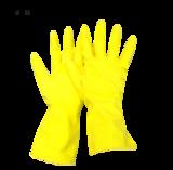 Перчатки хозяйственные латексные (с напылением)