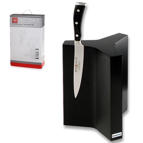 Подставка магнитная для 6 ножей WUSTHOF арт. 7277 WUSМагнитные держатели для ножей<br>Подставка магнитная для 6 ножей WUSTHOF арт. 7277 WUS<br><br>Чтобы высококлассные ножи долго сохраняли свои режущие свойства и не теряли хорошего внешнего вида, необходимо хранить их отдельно от посторонних предметов.<br>Наиболее безопасный и удобный способ – это хранение ножей в специальной деревянной подставке. Солидные производители делают подставки из твердых пород дерева, поэтому они со временем не разбиваются и не размокают, не рассыхаются и не впитывают грязь.<br>Официальный продавец Wusthof<br>