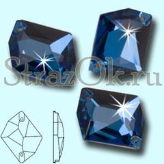 Купите стразы пришивные Cosmic Montana темно-синие стекло
