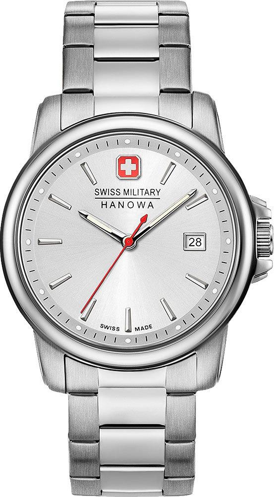 Часы мужские Swiss Military Hanowa 06-5230.7.04.001.30 Swiss Soldier-Recruit
