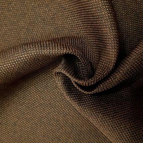 Блэкаут рогожка коричневая оптом. BLR-8