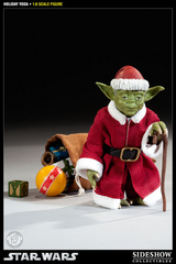 Holiday Yoda