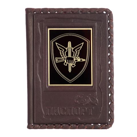 Обложка для паспорта «ОМОН»