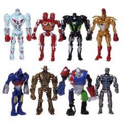 Живая сталь игрушки роботов набор