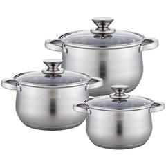 Набор посуды Webber из 6 предметов BE-614/6