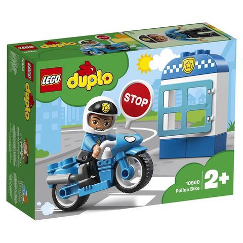 LEGO Duplo: Полицейский мотоцикл 10900 — Police Bike — Лего Дупло