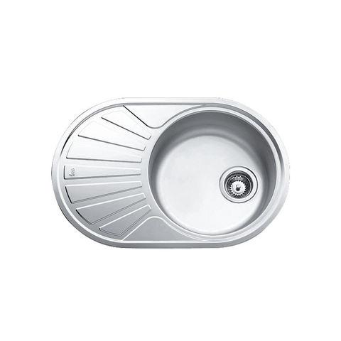 Кухонная мойка Teka DR77 1B1D 31/2 MCTEXT