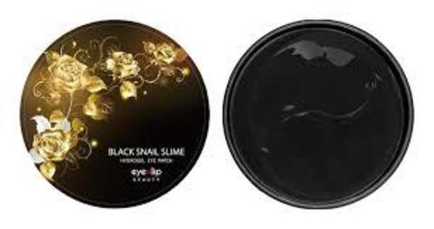 EYENLIP BLACK SNAIL Патчи для глаз BLACK SNAIL SLIME EYE PATCH 84гр/60шт