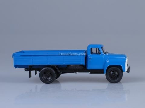 GAZ-53A blue 1:43 Nash Avtoprom