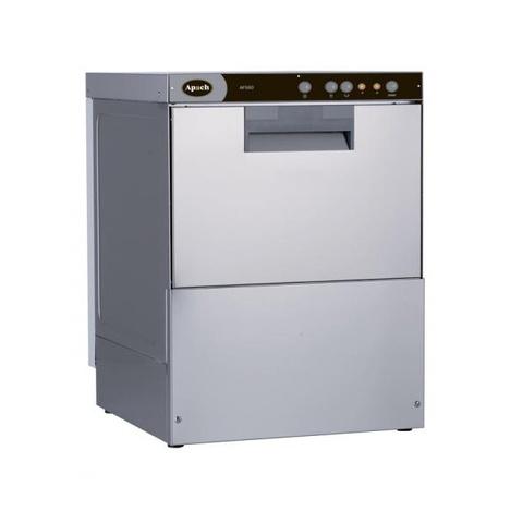 Машина посудомоечная APACH AF500 фронтальная, с помпой
