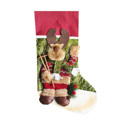 Носок для подарков Deer