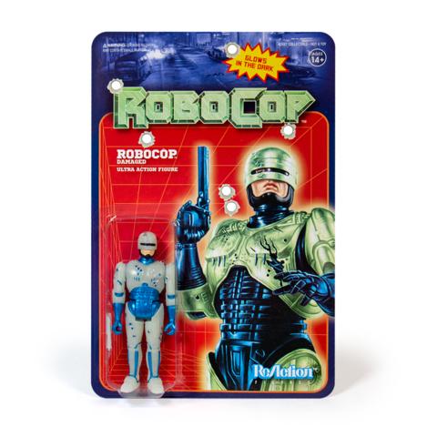 Robocop Battle Damaged || Поврежденный Робокоп (светится в темноте)