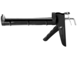 Пистолет для герметика STAYER STANDARD 0660, полукорпусной, гладкий шток, 310мл