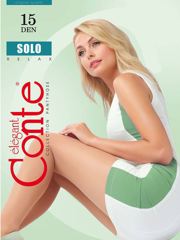 Колготки Solo 15 XL Conte