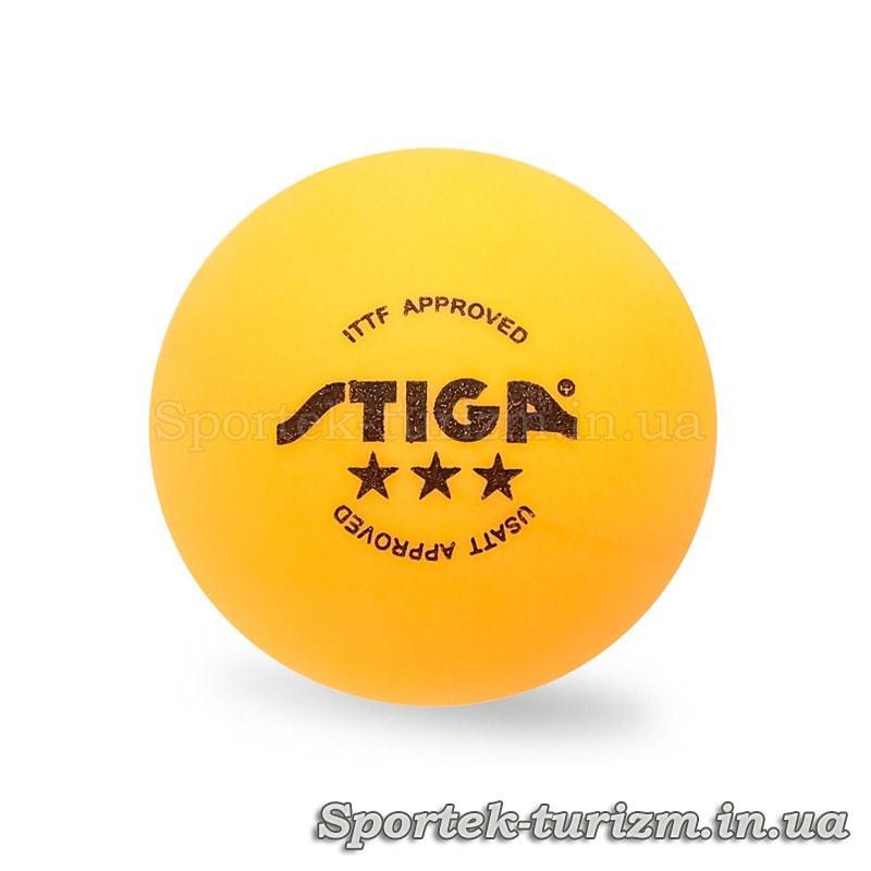 Шарик для настольного тенниса Stiga ***