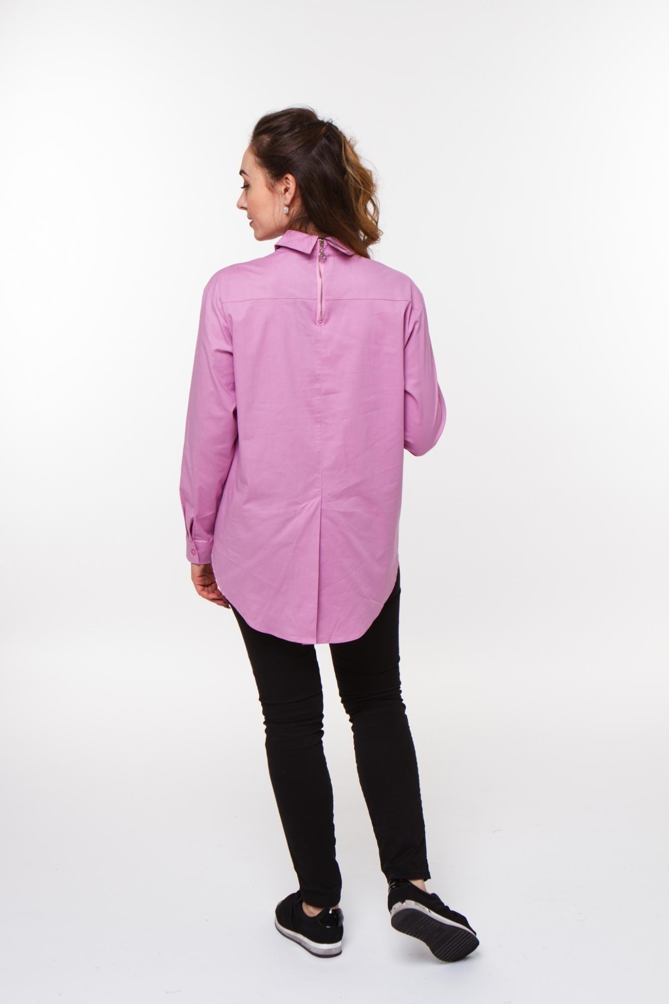Блузка 08922 розовый