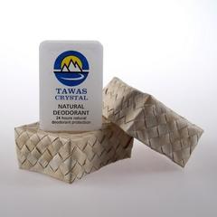 Кристалл свежести 125 гр МАКСИ в коробке из пальмы Бури