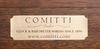 Консольная подставка Comiti S118