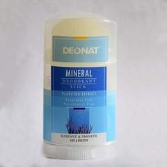 Кристалл ДеоНат калиевый 100 гр с экстрактом планктонных микроогранизмов, плоский вывинчивающийся (twistup)