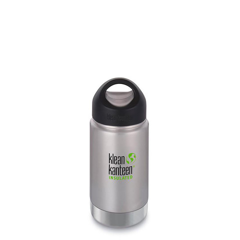 Термобутылка Klean Kanteen Insulated Wide 12oz (355 мл)