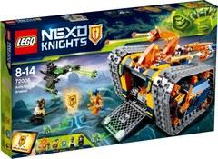 Nexo Knights Мобильный арсенал Акселя 72006