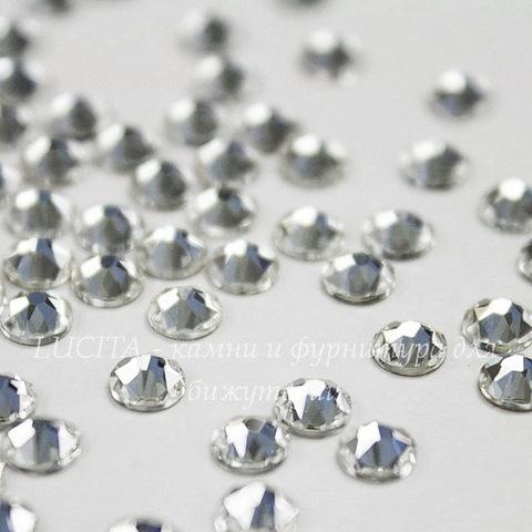 2088 Стразы Сваровски холодной фиксации Crystal ss 16 (3,8-4 мм), 10 штук