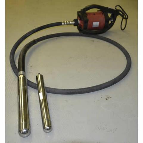 Глубинный вибратор MERAN DINGO-2.3/220 48mm