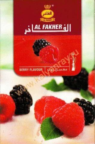 Al Fakher Лесная ягода