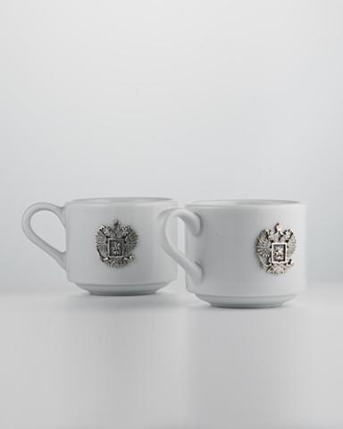 Кофейные чашки «Держава».