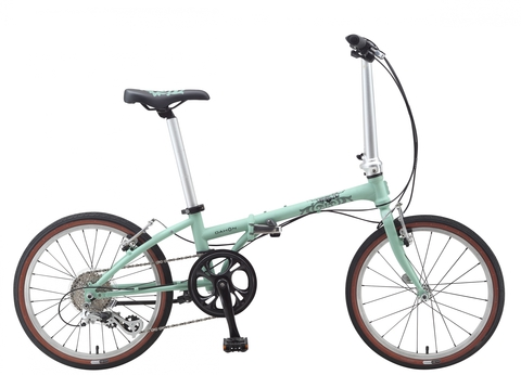 Dahon Boardwalk D8 (2015) зеленый