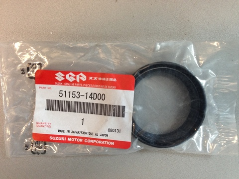 Сальник передней вилки  SUZUKI 51153-14D00  (43x54x11)