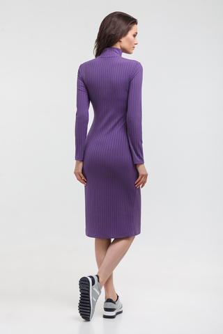 Платье-водолазка для будущих и кормящих мам