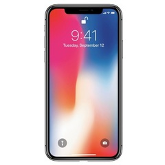 Смартфон Apple iPhone X 256Гб Space Gray