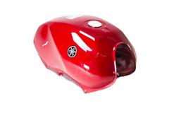 Бензобак для Yamaha YBR125 04-09 Красный
