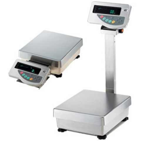 Лабораторные влагозащищенные весы ViBRA HJR-62KDSCE
