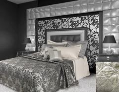 Покрывало 270х270 и 2 декоративные подушки Timas Sheila V.1