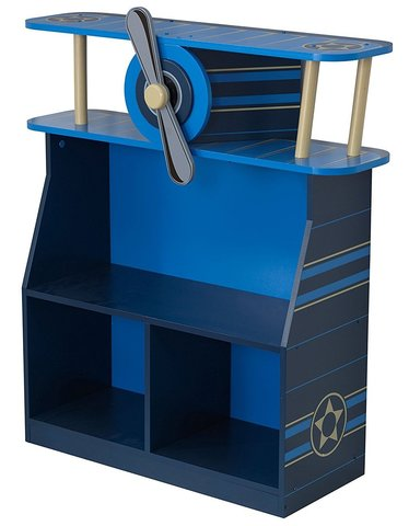KidKraft Самолет Airplane Bookscase - комод 76270_KE