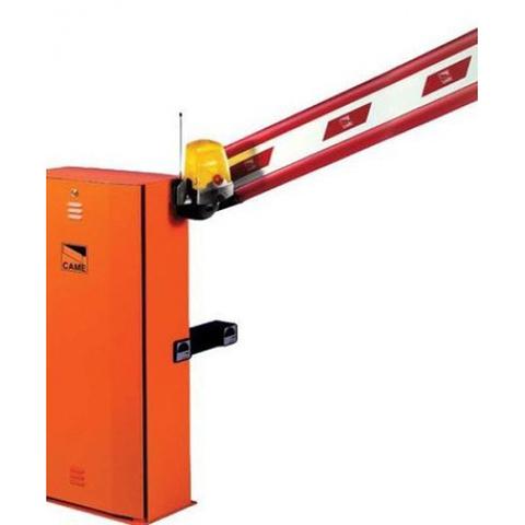 Автоматический шлагбаум CAME GARD 6500 дюралайт для автоматизации проезда шириной 6,5 м
