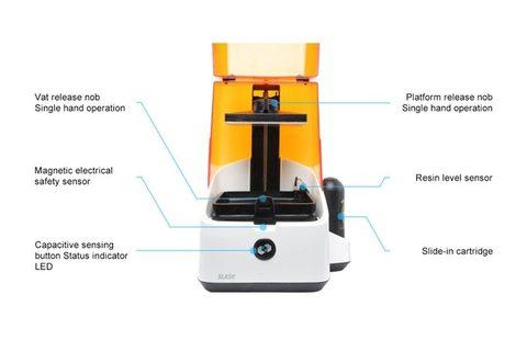 3D-принтер UNIZ Slash Plus