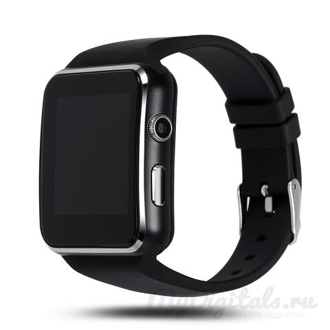 Умные часы телефон Smart Watch X6