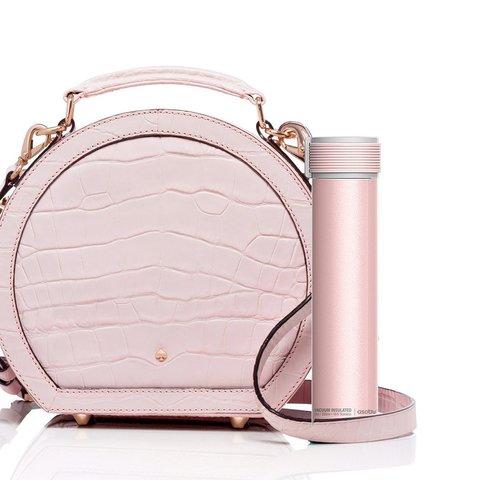 Мини-термос Asobu Skinny mini (0,23 литра), розовый*