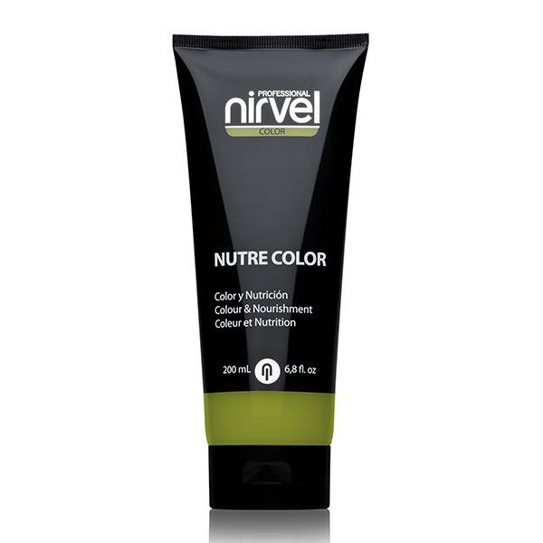 Гель-маска питательная Песочная Nirvel Nutre Color Sand 200мл