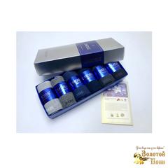Носки мужские антибак/арома в коробке (41-47) 190108-AF-136