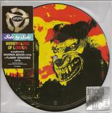 Warren Zevon, Flamin' Groovies / Side By Side: Werewolves Of London (Single)(Picture Disc)(7