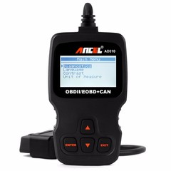Аncel AD310 RUS - автомобильный сканер