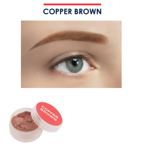 Henna Expert (Copper Brown) хна для бровей банка 3 гр.